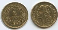 5 Francs 1945 C Frankreich M#3176 C = Castelsarrasin Messing   12,00 EUR  zzgl. 4,00 EUR Versand