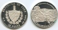 10 Peso 1999 Kuba M#5011 Johann Wolfgang von Goethe - RAR geringe Aufla... 36,00 EUR  zzgl. 4,00 EUR Versand