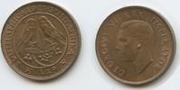 1 Farthing (¼ Penny) 1943 Südafrika M#3636 George VI. Vorzüglich  4,00 EUR  zzgl. 4,00 EUR Versand