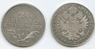 24 Kreuzer 1800 A Österreich Habsburg Wien M#3644 SEHR RAR Franz II.179... 200,00 EUR  zzgl. 4,50 EUR Versand