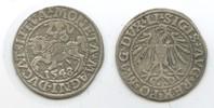 Halbgroschen 1548 Polen-Litauen M#3645 - Sigismund August 1544-1572 seh... 25,00 EUR  zzgl. 4,00 EUR Versand
