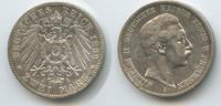 2 Mark 1899 A Preußen Deutsches Reich M#3605 - Wilhelm II. 1888-1918 se... 12,00 EUR  zzgl. 4,00 EUR Versand