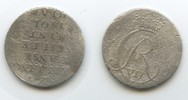 2 Skilling 1801 HIAB Dänemark m#3013 Christian VII.1766-1808   10,00 EUR  zzgl. 4,00 EUR Versand