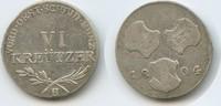 VI Kreuzer 1804 H Österreich Vorderösterreich Günzburg M#3505 Franz II.... 45,00 EUR  zzgl. 4,00 EUR Versand