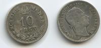 10 Kreuzer 1859 V Lombardei Venetien Italien M#3509 Franz Joseph I. 184... 20,00 EUR  zzgl. 4,00 EUR Versand