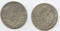 6 Kreuzer 1795 A Österreich Habsburg Wien M#3510 Franz II.1792-1835 Seh... 45,00 EUR  zzgl. 4,00 EUR Versand