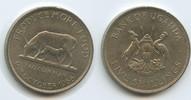 Five Shilling 1968 Uganda M#5012 Kuh und Kalb   7,00 EUR  zzgl. 4,00 EUR Versand
