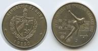 1 Peso 1986 Kuba M#3603 Cuba Olympiade 1988 Calgary Eisschnelllauf Unzi... 8,00 EUR  zzgl. 4,00 EUR Versand