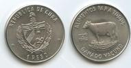 1 Peso 1982 Kuba M#3518 - FAO Kuh Alimentos Para Todas Ganado Vacuno Cu... 8,50 EUR  zzgl. 4,00 EUR Versand