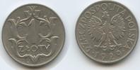 1 Zloty 1929 Polen Republik M#3543 Sehr schön  3,00 EUR  zzgl. 4,00 EUR Versand