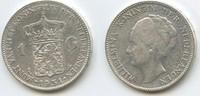 1 Gulden 1931 Niederlande M#3082 - Wilhelmina 1890-1948 Sehr schön  10,00 EUR  zzgl. 4,00 EUR Versand