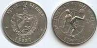 1 Peso 1981 Kuba M#5065 - Fussball WM 1982 'Espana 82' Unzirkuliert ... 8,00 EUR  zzgl. 4,00 EUR Versand