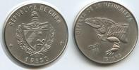 1 Peso 1985 Kuba M#5068 - The Cuban rock iguana (Cyclura nubila) Unzirk... 13,00 EUR  zzgl. 4,00 EUR Versand