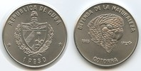 1 Peso 1985 Kuba M#5069 - The Cuban Cotorra Amazonenpapageien Unzirkuli... 13,00 EUR  zzgl. 4,00 EUR Versand