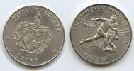 1 Peso 1986 Kuba M#5074 - Fussball WM Spanien 86 Unzirkuliert  15,00 EUR  zzgl. 4,00 EUR Versand