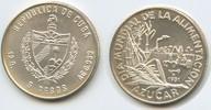 5 Pesos 1981 Kuba M#5085 -  Azucar F.A.O. Zuckerrohr Unzirkuliert  18,00 EUR  zzgl. 4,00 EUR Versand