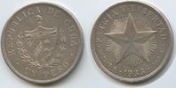 1 Peso 1933 Kuba M#5084 Selten in dieser Erhaltung Fast Vorzüglich  55,00 EUR  zzgl. 4,00 EUR Versand