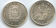 5 Pesos 1988 Kuba M#3134 XIV. Fußball-Weltmeisterschaft in Italien 1990... 10,00 EUR  zzgl. 4,00 EUR Versand