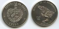 1 Peso 1985 Kuba M#5081 - The Cuban rock iguana (Cyclura nubila) Unzirk... 13,00 EUR  zzgl. 4,00 EUR Versand
