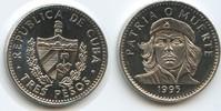 "3 Pesos 1995 Kuba M#5049 Ernesto ""Che"" Guevara Unzirkuliert  4,00 EUR  zzgl. 4,00 EUR Versand"