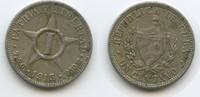 1 Centavo 1915 Kuba M#5075 Schön - Sehr schön  3,00 EUR  zzgl. 4,00 EUR Versand