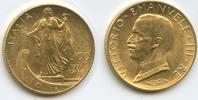 100 Lire Gold 1931 (IX.) Italien M#3374 - Vittorio Emanuele III. Vorzüg... 750,00 EUR kostenloser Versand