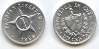 1 Centavo 1969 Kuba M#3557 Unzirkuliert  2,50 EUR  zzgl. 4,00 EUR Versand