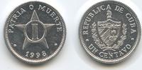 1 Centavo 1998 Kuba M#3561 Unzirkuliert  2,00 EUR  zzgl. 4,00 EUR Versand