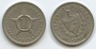 2 Centavos 1915 Kuba M#3563 Sehr schön  3,00 EUR  zzgl. 4,00 EUR Versand