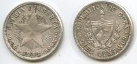 10 Centavos 1948 Kuba M#3565 Sehr schön - Vorzüglich  6,00 EUR  zzgl. 4,00 EUR Versand