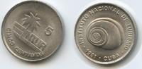 5 Centavos 1981 Kuba Intur M#3567 - Cuba Schnecke (große 5) Vorzüglich  3,00 EUR  zzgl. 4,00 EUR Versand
