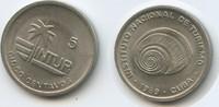 5 Centavos 1989 Kuba Intur M#3568 - Cuba Schnecke (kleine 5) Vorzüglich  3,00 EUR  zzgl. 4,00 EUR Versand