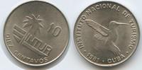 10 Centavos 1981 Kuba Intur M#3571 - Cuba Kolibri (große 10) Vorzüglich  3,00 EUR  zzgl. 4,00 EUR Versand