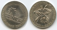 25 Centavos 1981 Kuba Intur M#3573 - Cuba Blume (ohne Wert Zahlenangabe... 3,50 EUR  zzgl. 4,00 EUR Versand