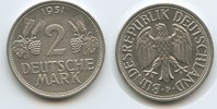 2 Mark 1951 F Deutschland BRD M#3638 -  Weintrauben und Ähren Vorzüglic... 22,00 EUR  zzgl. 4,00 EUR Versand