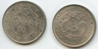 China Kwang Tung 20 Cents 1 Mace 4,4 Canderelles ND (1890-1908) ss-vz M#... 28,00 EUR
