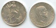 Lire  1936 R Italien 10  M#3170 SEHR RAR Silber  ss+  60,00 EUR