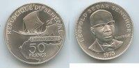 50 Francs 1975 Senegal M#3451 - Senegal 50 Francs 25 th Anniversary Euo... 260,00 EUR  zzgl. 4,50 EUR Versand