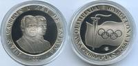 Spanien 2000 Peseten 1991 PP Proof Olympia...