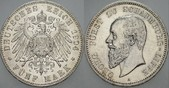 5 Mark 1904 A Schaumburg-Lippe Georg 1893-1911 Kl. Randfehler, sehr schön/vorzüglich
