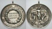 Silbermedaille 1875 Frankfurt-Stadt  Vorzügliches Exemplar mit Original... 475,00 EUR kostenloser Versand