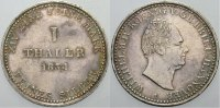 Taler 1834 A Hannover Wilhelm IV. 1830-1837 Patina, sehr schön - vorzüg... 225,00 EUR  zzgl. 5,00 EUR Versand