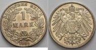 1 Mark 1906 G Kleinmünzen  fast Stempelglanz  290,00 EUR kostenloser Versand