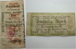 Bielefeld 20 Mark 01 001Stadt und Stadtsparkasse 1917-1923