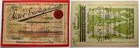 50 Mark 01 1917-1923 Bielefeld 001Stadt und Stadtsparkasse 1917-1923 I-II  325,00 EUR292,50 EUR kostenloser Versand