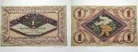 1 Mark 1.12.1918 Bielefeld  etwas ausgebleicht, kleiner Fleck, leicht g... 545,00 EUR kostenloser Versand