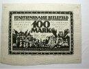 Bielefeld 100 Mark