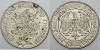5 Reichsmark 1927 F   Fleckige Patina, vorzüglich  275,00 EUR kostenloser Versand