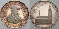 Silbermedaille 1892 Wittenberg, Stadt MART...