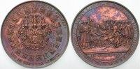 Bronzemedaille 1830 Sachsen-Albertinische ...